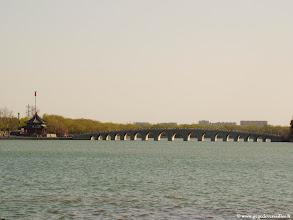 Photo: #007-Le pont aux 17 arches sur le lac Kunming au Palais d'Eté à Pékin