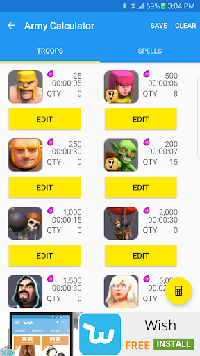 ToolKit for Clash of Clans 2.36 screenshots 1