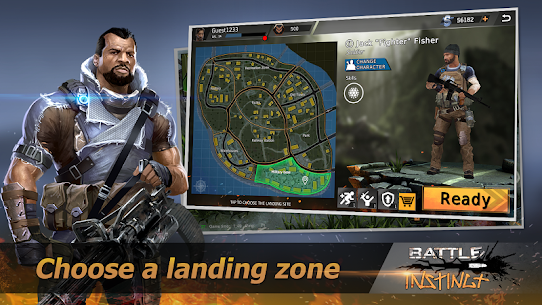 Battle Instinct v2.62 (Mod Money) APK 4