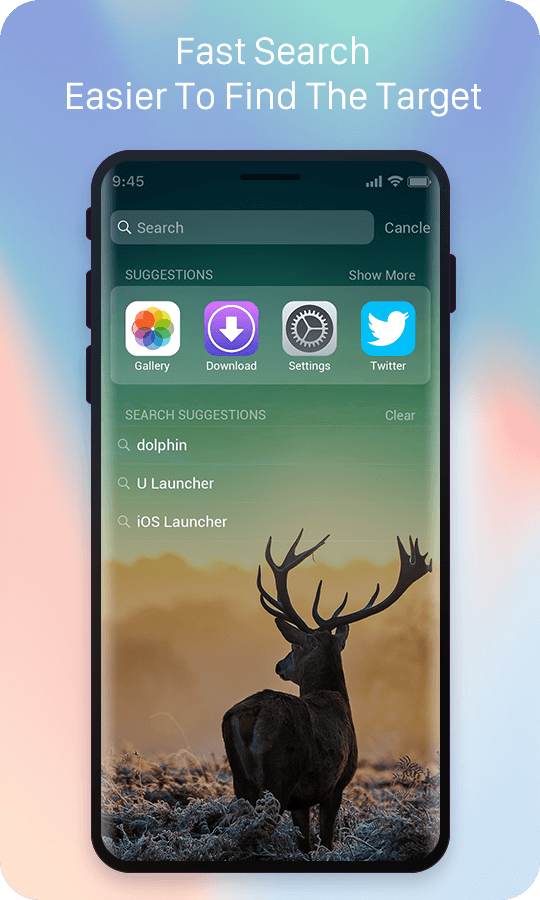 X Launcher Prime: Telefon X Thema, IOS Control Center android apps download