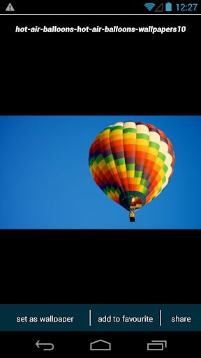 Hot Air Balloon Wallpapers