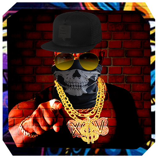 Gangster Hood Image Editor