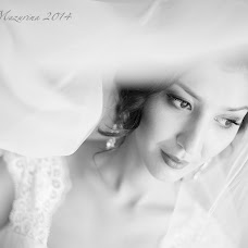 Wedding photographer Svetlana Mazurina (Mazurina). Photo of 28.10.2014