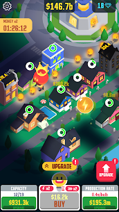 Idle Light City Mod Apk Latest [Unlimited Money + No Ads] 2