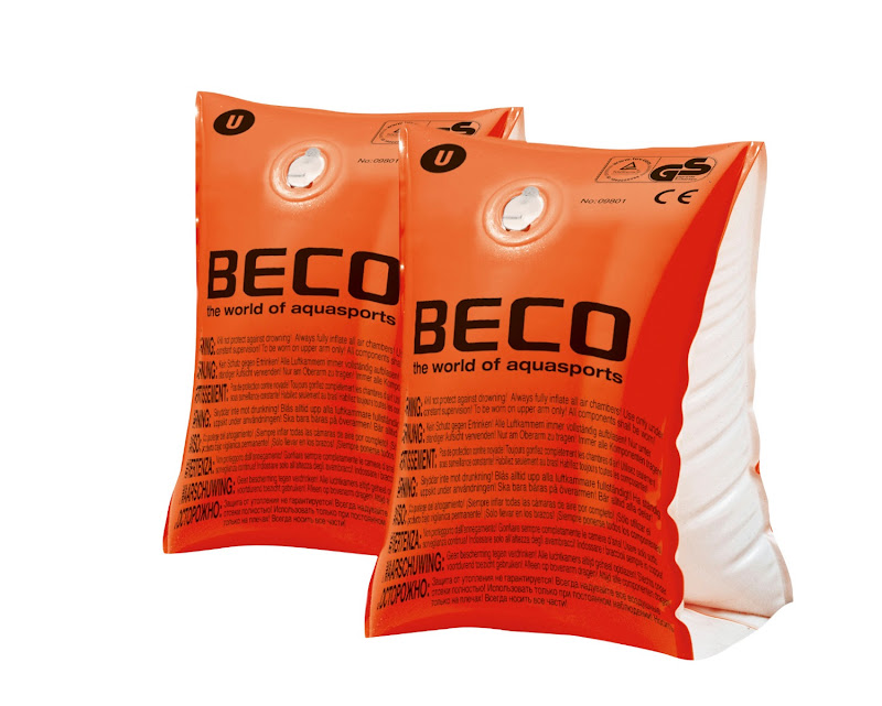 Standaard Zwembandjes BECO 9801
