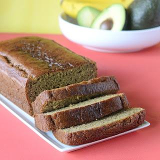 How to Make Avocado Banana Bread.