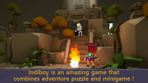 IndiBoy - A dizzy treasure hunter 1.95 screenshots 1