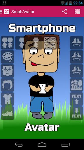 Smartphone Avatar screenshot 3