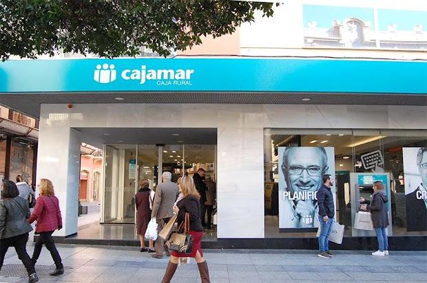 Cajamar no invierte en empresas que no cuiden su entorno for Oficinas de cajamar