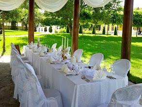 Photo: Ресторант Вила Марциана е мястото за Вашата сватба - зеленина