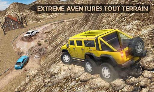 Télécharger Gratuit 6x6 Coureur de boue Auto Dépanneuse Hors route APK MOD (Astuce) screenshots 1