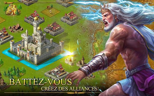 Code Triche Age of Warring Empire APK MOD screenshots 3