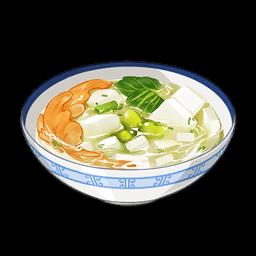 Canh Trân Châu Phi Thúy Bạch Ngọc - Jewelry Soup