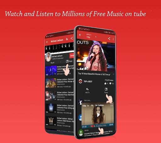 Play Tube & Video Tube screenshot 1