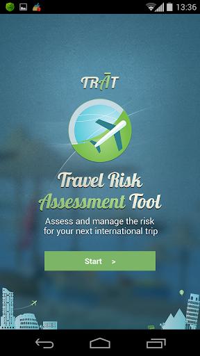 Travel Risk Assessment Tool