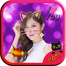 Cat Face Photo Effect&Sticker v 1.0