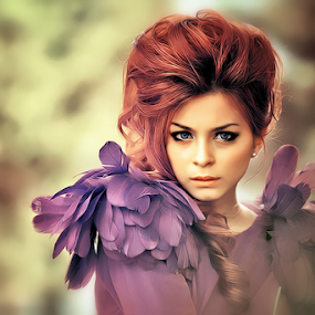 someone pretty by Kelvin Austin - People Portraits of Women