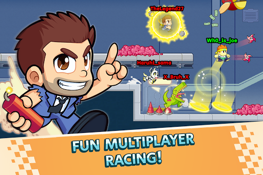 Battle Racing Stars - Multiplayer Games android2mod screenshots 1