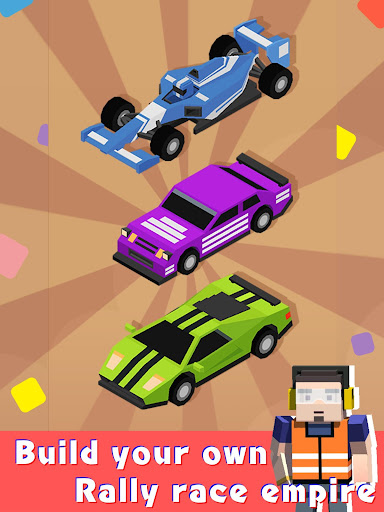 Merge Car Racer - Idle Rally Empire 2.7.0 screenshots 6