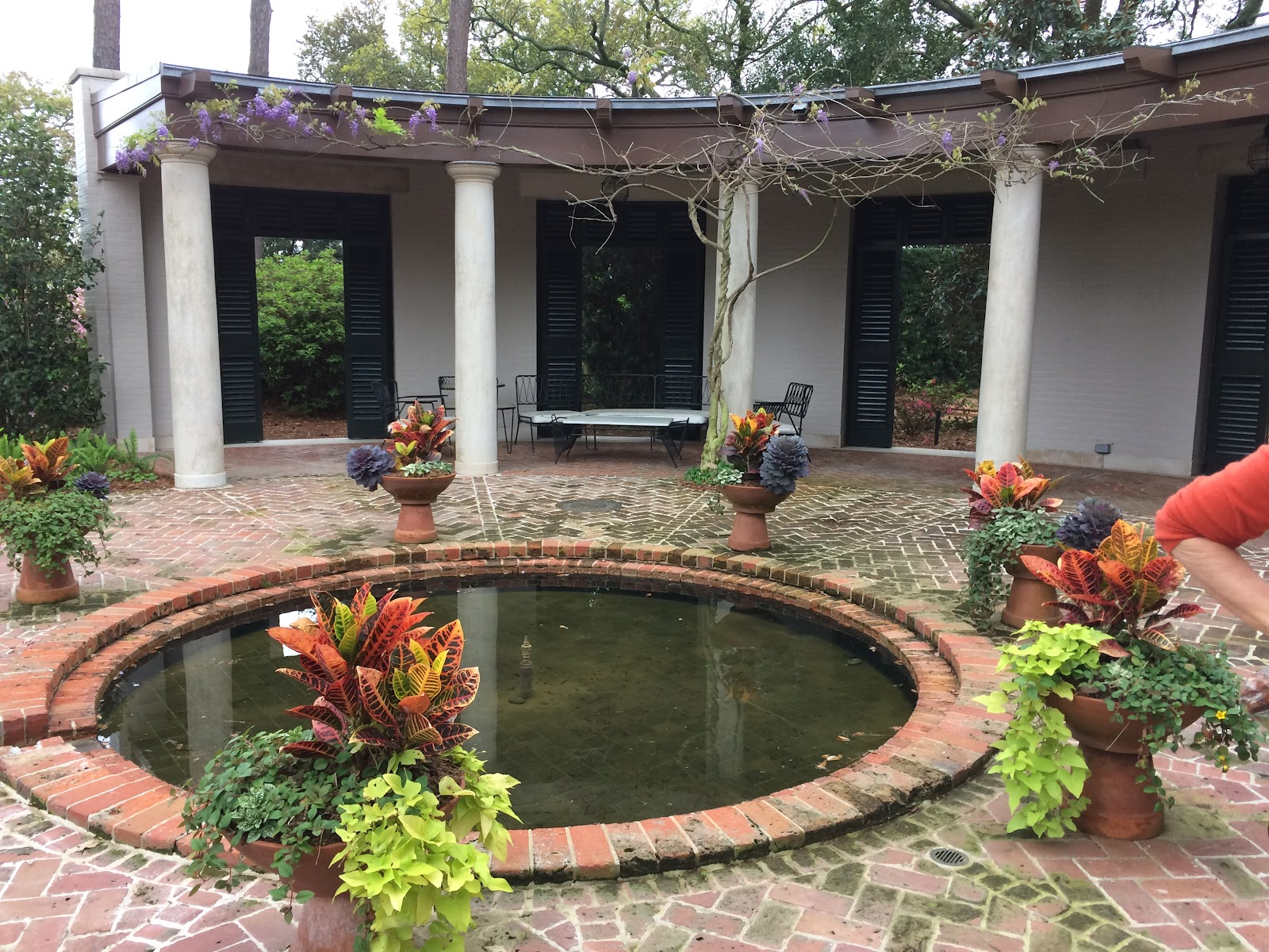 garden glamour by duchess designs new orleans u0027 longue vue house