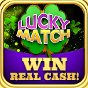Lucky Match - Win Real Money icon