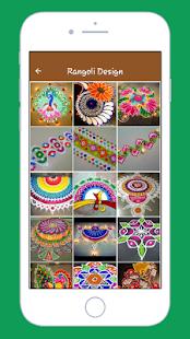 1000+ Rangoli Designs - náhled