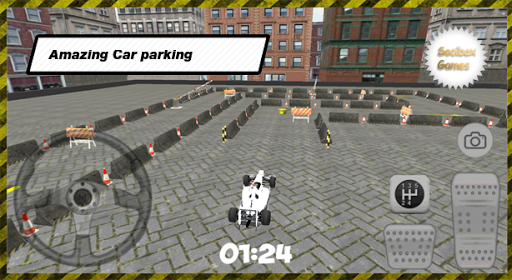 City Racer Car Parking
