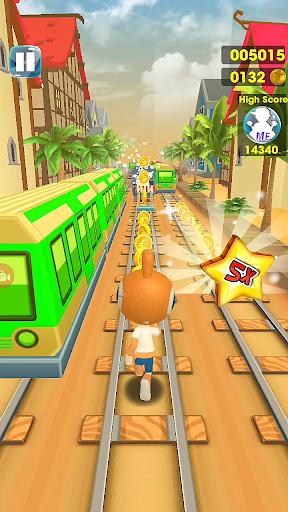 Kids Runner-Infinite Rush 1.5 screenshots 1
