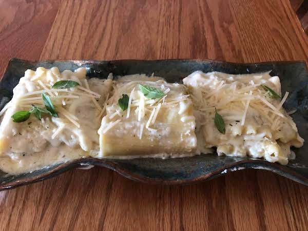 Ranch Chicken Lasagna Roll Ups Recipe