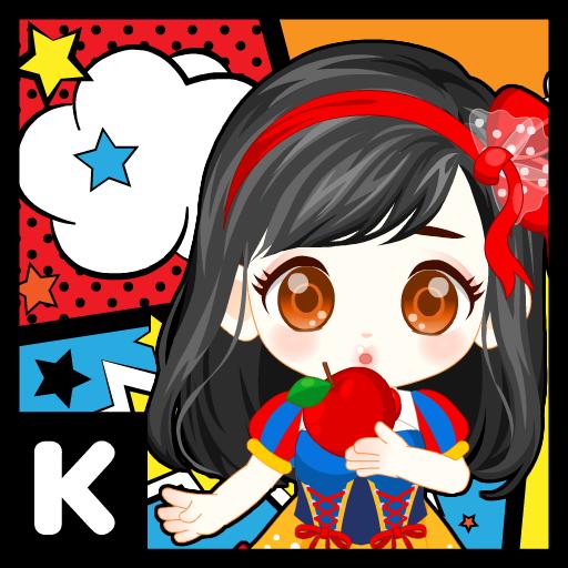 Webtoon Judy : SnowWhite Story 休閒 App LOGO-硬是要APP