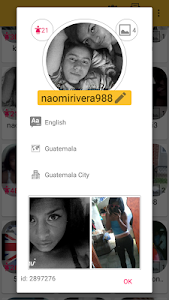 Dating for singles myMobil screenshot 1