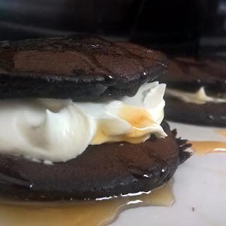 Paleo Chocolate Avocado Pancakes (Oreo and Peanut Butter Cup Versions Too!) Recipe