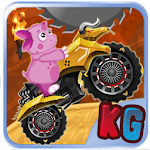 Monzy racing games Icon