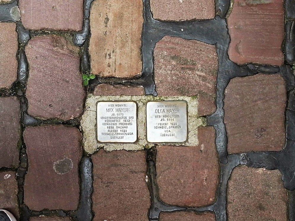 Stolpersteine, as pedras memoriais de Berlim