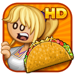 Papa's Taco Mia HD Icon