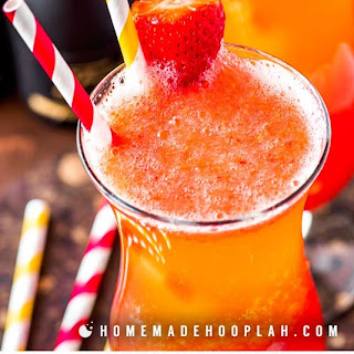 Strawberry Lemonade Alcohol Recipes.