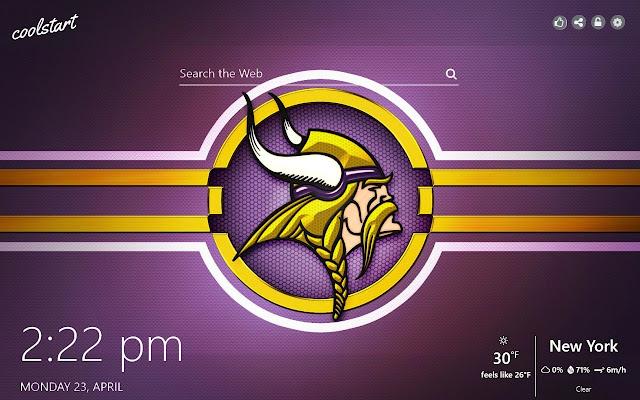 Minnesota Vikings HD Wallpapers NFL Theme