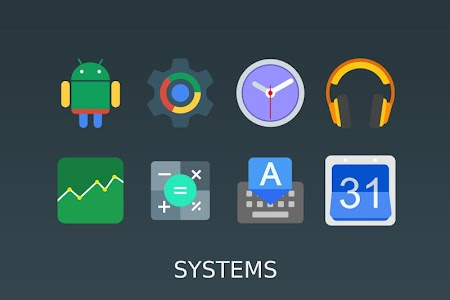 Pure Icon Pack - Beta v1.0.0