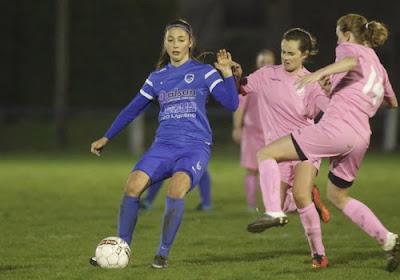 Knappe zege voor Eva's Tienen in tweede nationale B, doelpuntenfestival in Luik