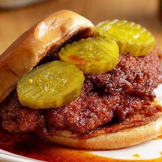 Nashville Hot Chicken As Made By Spike Mendelsohn #TastyStory.