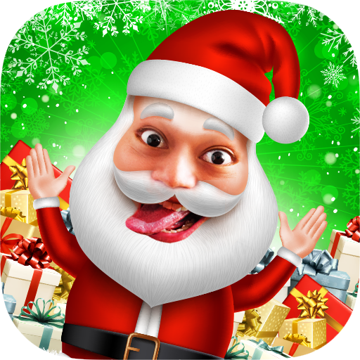 Santa YourSelf - Santa Photo Booth Icon