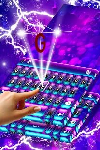 Téma klávesnice zdarma 2017 - náhled