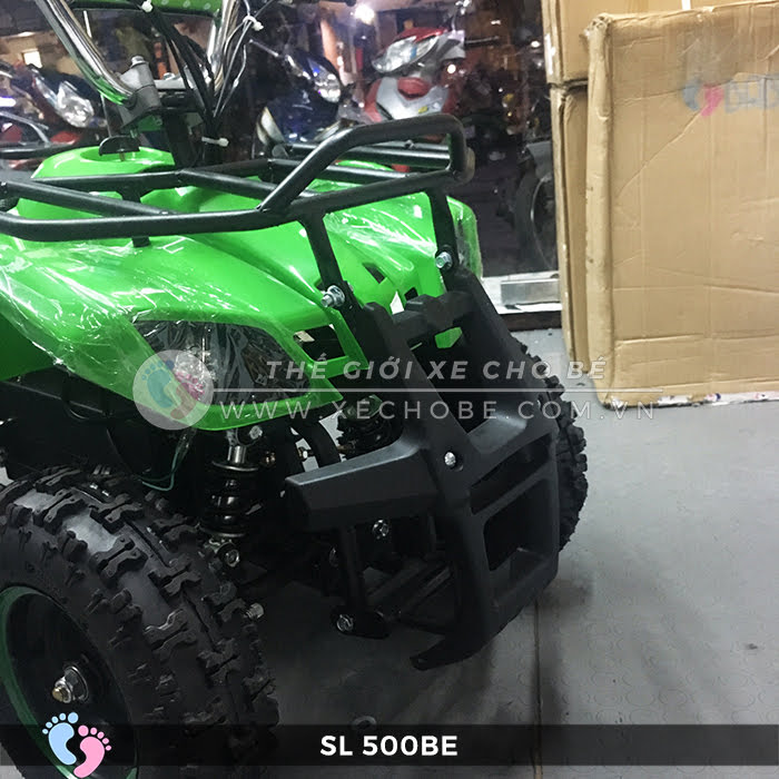 Mô tô điện địa hình cỡ lớn ATV SL500BE 8