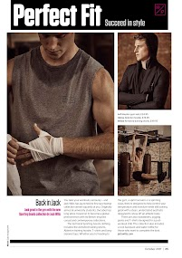 Men's Fitness UK- screenshot thumbnail