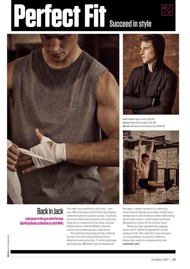Men's Fitness UK- screenshot