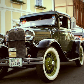 oldtimer by Zlatko Gašpar - Transportation Automobiles