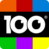 100 PICS Quiz - guess the picture trivia games Icon