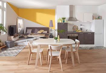 Appartement 2 pièces 48,5 m2