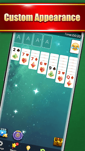 Solitaire - Classic Solitaire Card Games 1.1.1 screenshots 2