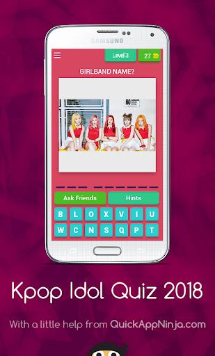 Kpop Idol Quiz 2018 download 2